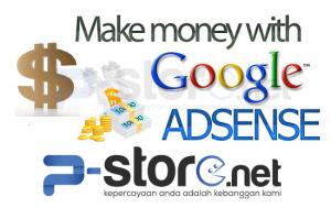 Jual akun Google Adsense